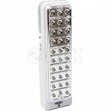 <b>Фонарь</b> аккумуляторный <b>Трофи TL30</b> 4V,1.5Ah,<b>30</b> LED,220V ...