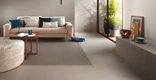 Floors in Fabric-Effect Porcelain Tiles - <b>Atlas Concorde Room</b>