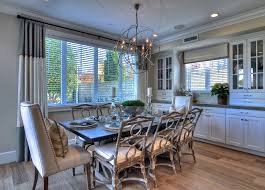 Inexpensive Chandeliers For Dining Room House Decorated With Gold Chandelier Imanada