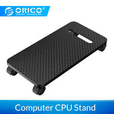 <b>ORICO</b> ABS <b>Computer CPU Stand</b> with Wheels for <b>Computer</b> Cases ...