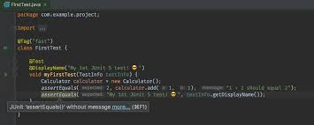 what s new in intellij idea  junit 5 inspections
