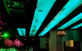 lighting is key for setting the mood in any club or bar bar lighting design