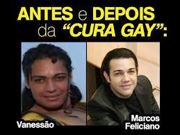 Resultado de imagem para MARCO FELICIANO CURA GAY