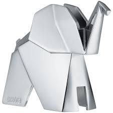 <b>Держатель для колец</b> Origami Elephant (артикул 7615) - Проект 111