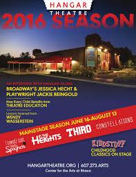 hangar theatre 2013 festival playbill by hangar theatre issuu