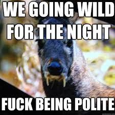 Vampire Deer memes | quickmeme via Relatably.com