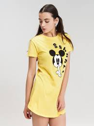 <b>Пижама</b> ТВОЕ <b>Mickey Mouse</b> (Disney) 60683, цвет светло-желтый ...