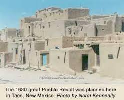 「Pueblo Revolt」の画像検索結果