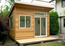 the backyard works product range includes backyard sheds backyard studios backyard offices and home renovations serving vancouver surrey and coquitlam backyard office pod cuts