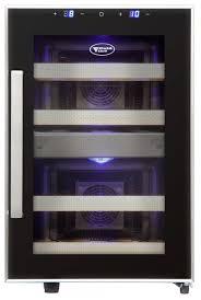 <b>Винный шкаф Cold Vine</b> С12-TBF2 — купить по выгодной цене на ...