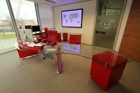 bespoke glass reception desk bespoke office desks