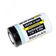 <b>Аккумулятор Armytek</b> A03401 18350 Li-Ion 900 мАч ...