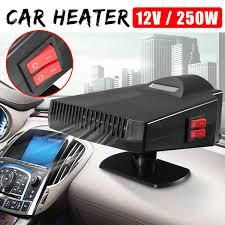 DC 12V SUV <b>Car Portable</b> Ceramic Heater Cooler Dryer Fan ...