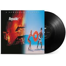 <b>Republic</b> LP (2015 Remastered Version)