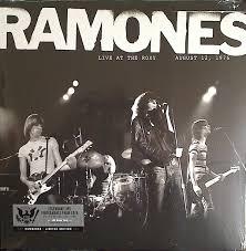 <b>Ramones</b> - <b>Live At</b> The Roxy August 12, 1976 (2016, 180g, Vinyl ...