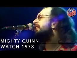 <b>Manfred Mann's Earth Band</b> - Mighty Quinn (Watch 1978) - YouTube