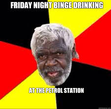 friday night binge drinking at the petrol station - Misc - quickmeme via Relatably.com