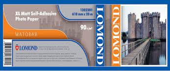 Купить Фотобумага <b>Lomond XL</b> Matt Self-Adhesive Photo <b>Paper</b> ...