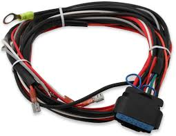 MSD Ignition Programmable <b>Digital</b>-7 to Power Grid Harnesses ...