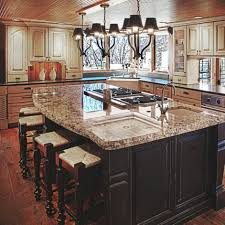 rustic kitchen island:  inspiration gallery from amazing rustic kitchen island ideas