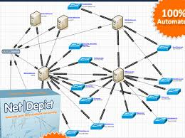 collection best free network diagram software pictures   diagramsnetdepict automate up to of network visio drawings work