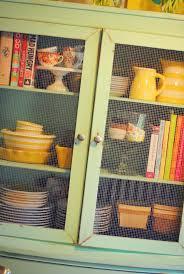 ideas china hutch decor pinterest: use hutch for recipe books mixing bowls etc