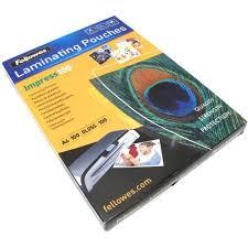 <b>Пленка для ламинирования Fellowes</b> Impress100 53511 A4 (210 x ...