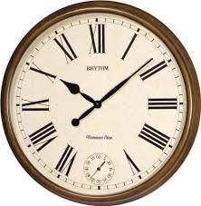 <b>Настенные часы Rhythm CMH721CR06</b>
