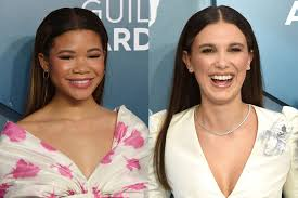 Storm Reid, Millie <b>Bobby</b> Brown + Young Stars at the SAG Awards ...