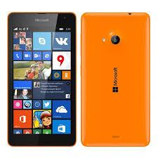 Купить Смартфон Microsoft Lumia 535, оранжевый, Все ...