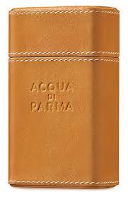 Кожаный <b>чехол для дорожного</b> спрея ACQUA DI PARMA для ...