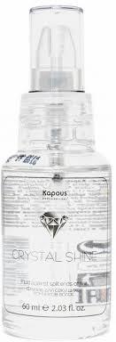 Kapous Professional <b>Флюид</b> для секущихся <b>кончиков волос</b> Crystal ...