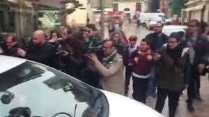 Resultado de imagen de fotos de la detención de los corruptos en Valencia 2016