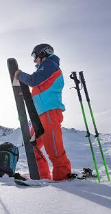 Как выбрать <b>лыжные палки</b>