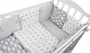 <b>Комплект</b> в кроватку Forest для овальной кроватки Sky (18 ...