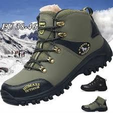 FashionCloth <b>Men</b> 'S <b>Shoes Winter Cotton Shoes Men</b> 'S Leather ...