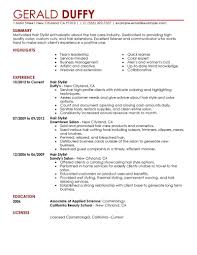 hair stylist resume anuvrat info salon resume sample top 8 beauty salon manager resume samples