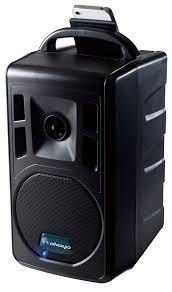 sound system wireless: gpa   watt portable sound system