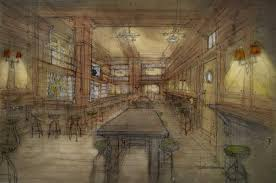 The Breslin Bar And Dining Room Images Of Roman Dining Room Home Decoration Ideas