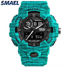<b>SMAEL Top Brand</b> Men Analog Quartz Watch Men Sports Watches ...