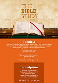 bible study a promotional flyer premadevideos com a bible study a5 promotional flyer premadevideos com a5