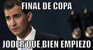 Los memes más divertidos del pase del Athletic a la final ... via Relatably.com