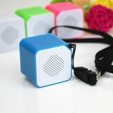 Shop mini fm radio speaker portable <b>micro sd tf</b> – Great deals on ...