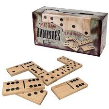<b>Игра настольная Spin Master</b> Гигантское деревянное домино ...