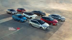 Что такое гибрид <b>Toyota</b>?