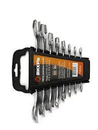 <b>Набор</b> рожковых ключей 8 шт <b>Вихрь</b> 8656009 в интернет ...