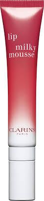 Clarins Lip Milky Mousse <b>Кремовый блеск для губ</b>, 05 rosewood ...