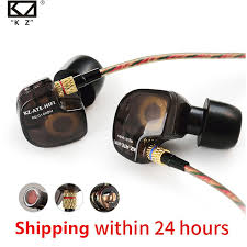 <b>KZ</b> ATE ATR HD9 <b>ZS3E</b> Copper Driver HiFi Sport <b>Headphones</b> In ...
