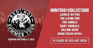 Red <b>Hot Summer</b> Tour