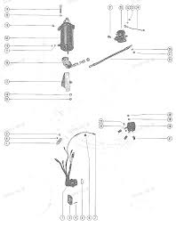 mercury hp trim wiring harness diagram mercury discover your 1993 90 hp johnson outboard motor diagram